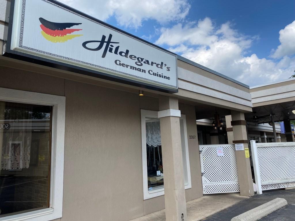 German Food In Huntsville
