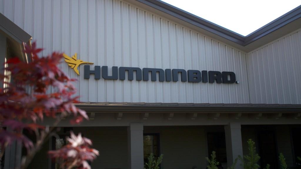 Humminbird Depth Finders Plant In Eufaula, Al.