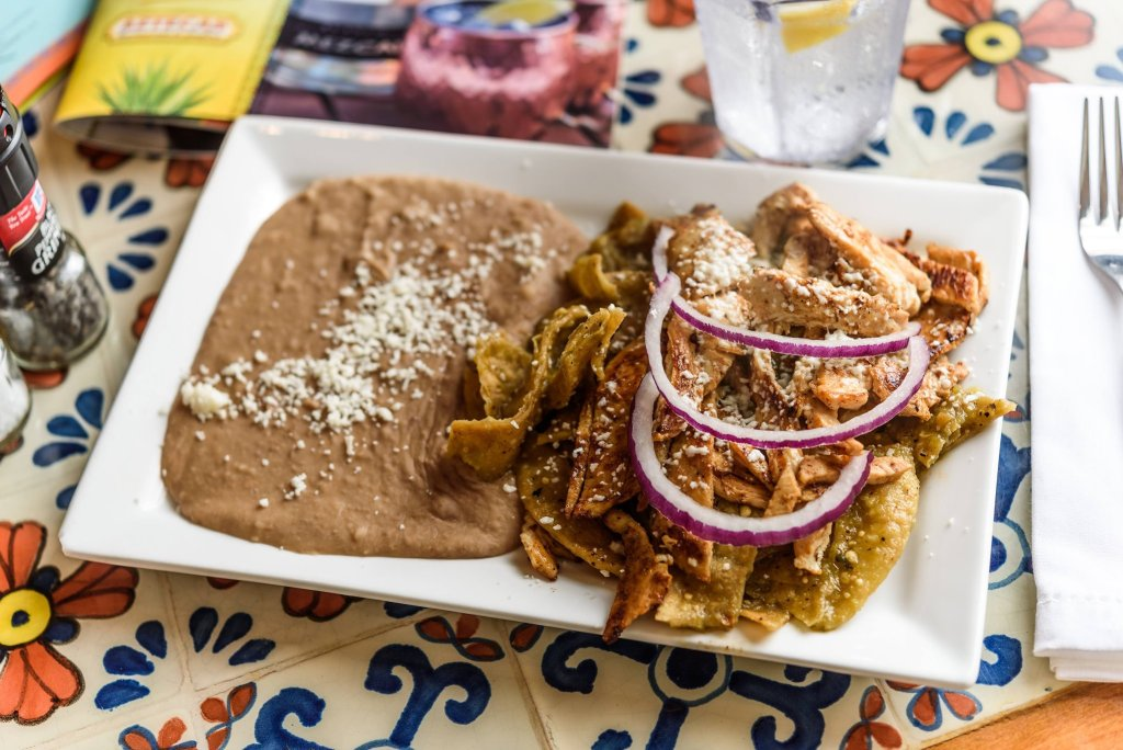 A Delicious Dish From Aztecas