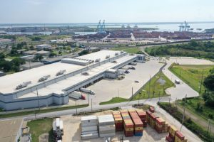Port of Mobile welcomes new, M logistics facility