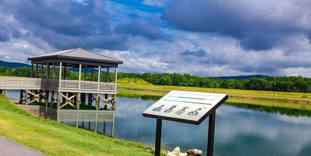Alabama Mound Trail