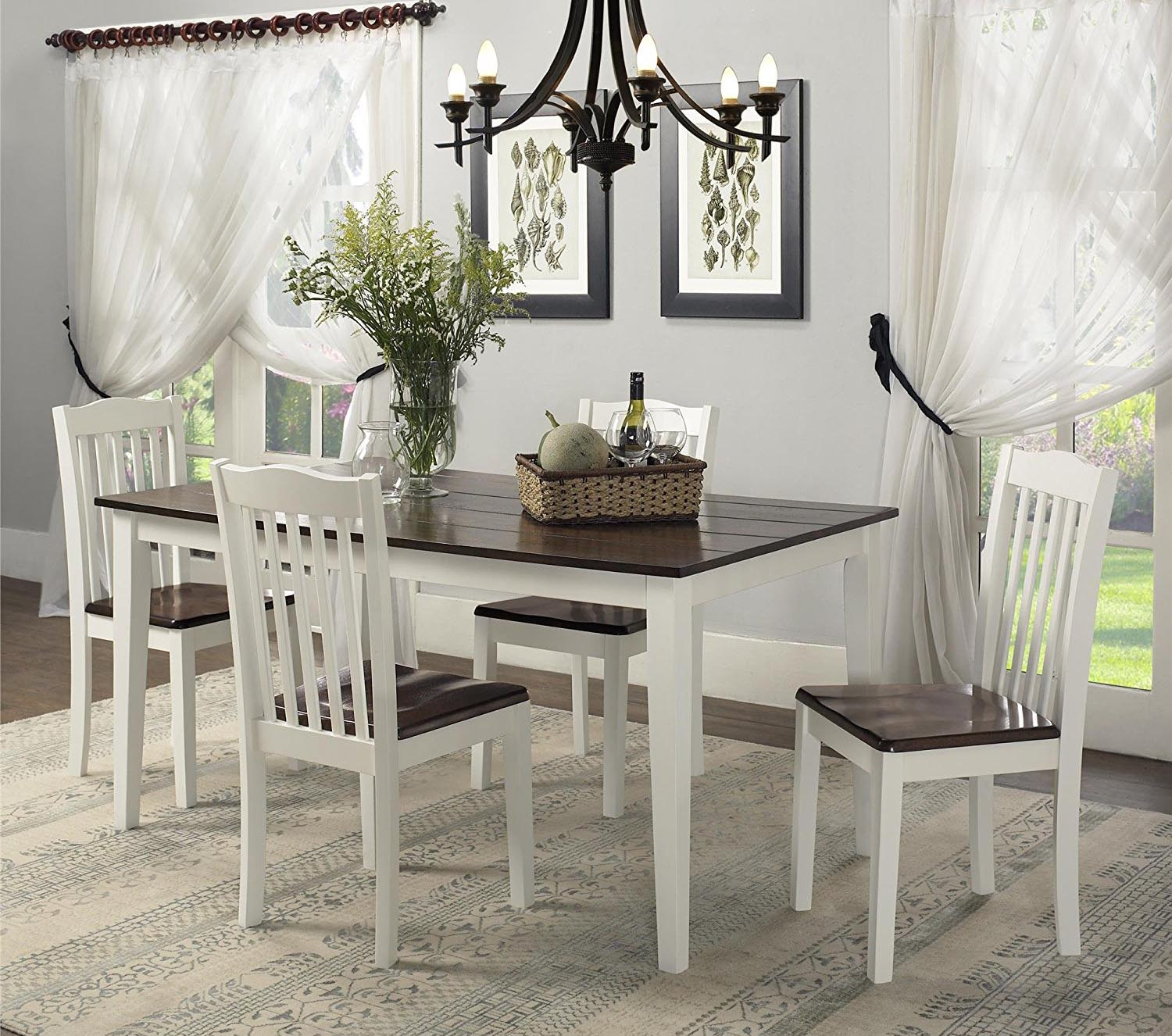 Rustic farmhouse décor ideas, a guide to this natural and ... on Farmhouse Dining Room Curtains  id=32340