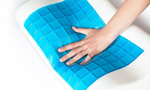Contour Cooling Gel Pillow