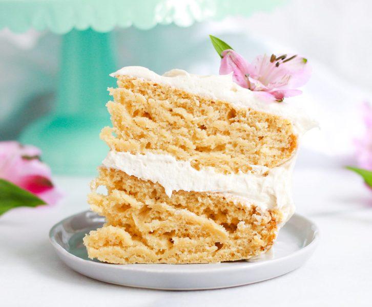 header for best vanilla cake