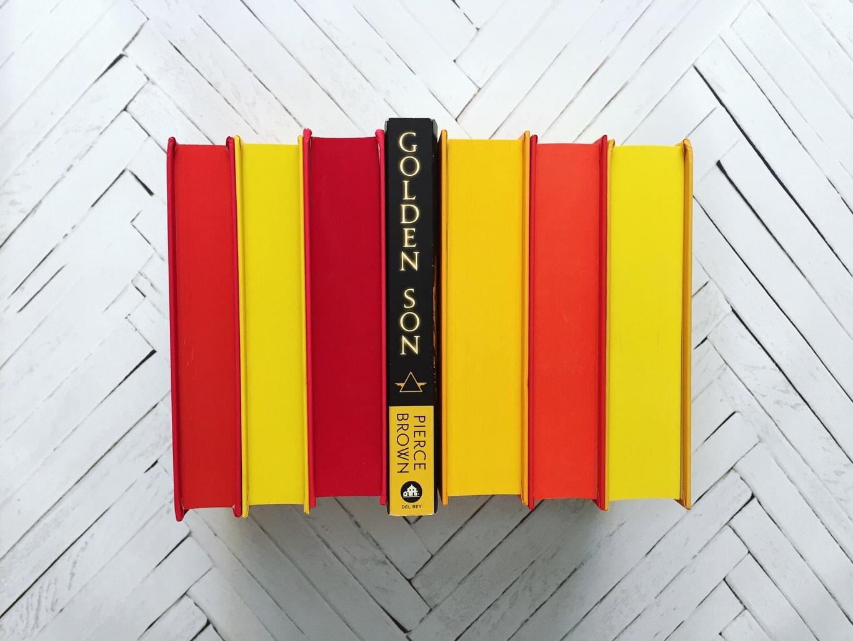Book Review: Golden Son