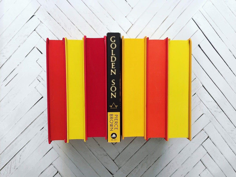 Golden Son, Pierce Brown, Book Review