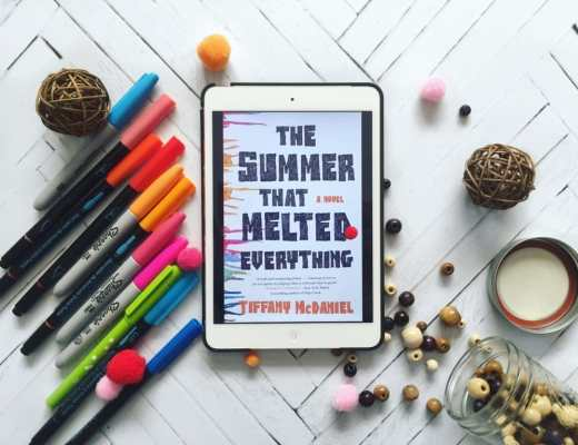 Book Review & Giveaway: The Summer that Melted Everything