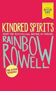 Book Review: Kindred Spirits (or, What fandom are you a part of?)