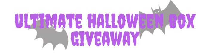 halloween box giveaway title