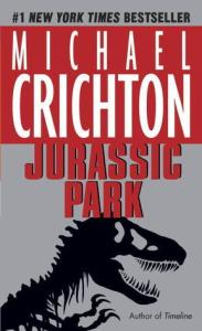Stop What You're Doing and Read Jurassic Park (Now.)