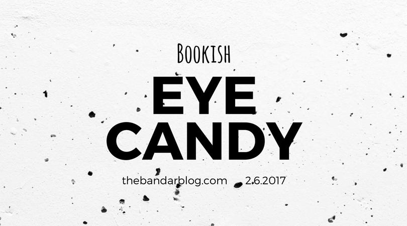 Bookish eye candy