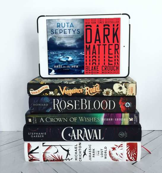 february books read