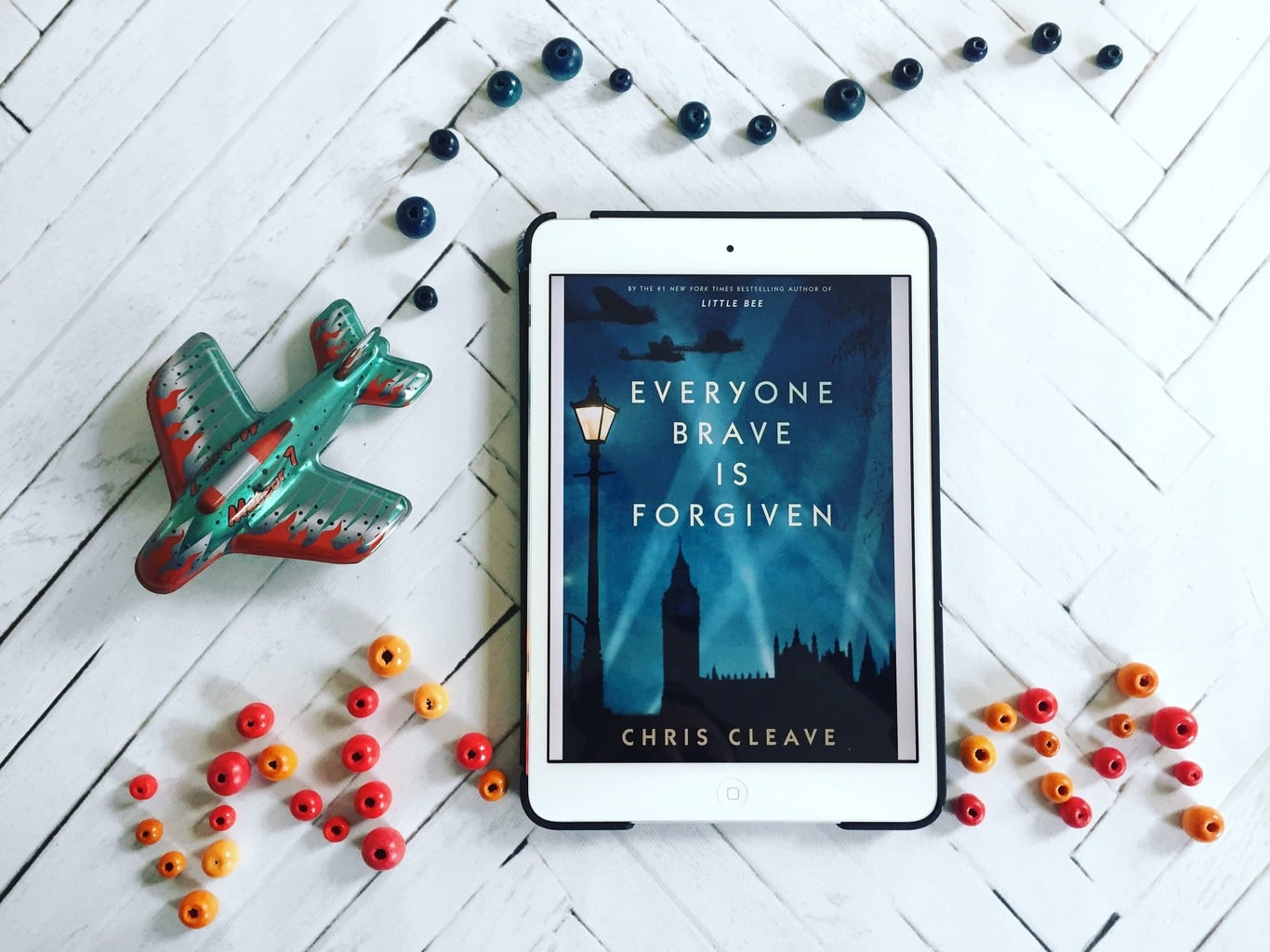Everyone Brave is Forgiven: A Somewhat Enjoyable Literary Tale