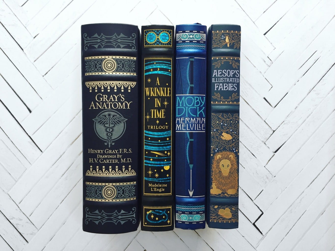 Barnes and Noble Leatherbound Classics