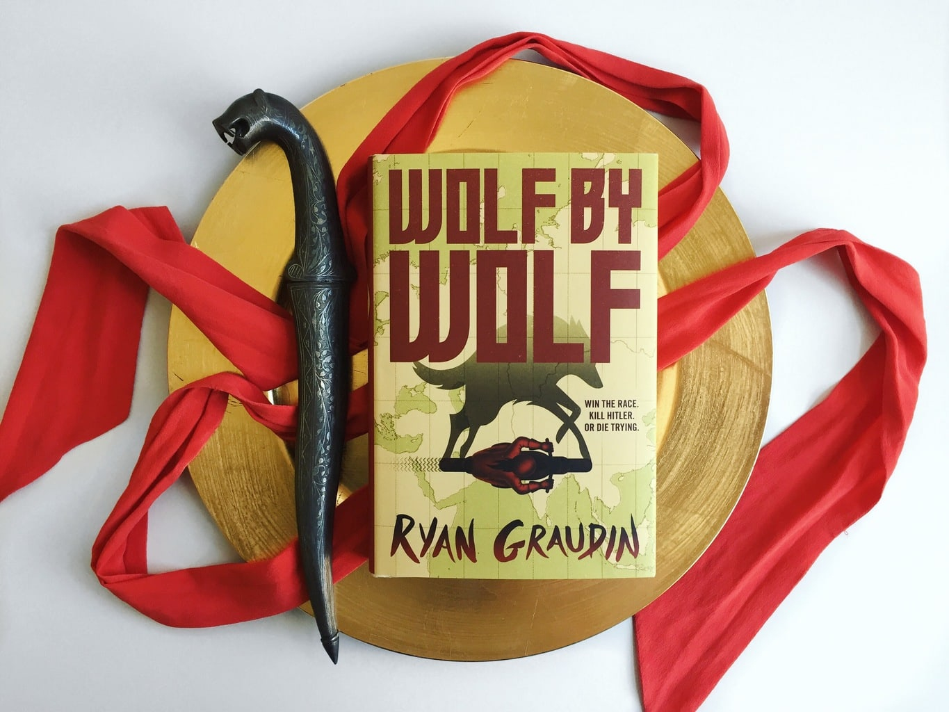 Wolf by Wolf: Mad Max Fury Road meets Axis Powers Road Race in 1956