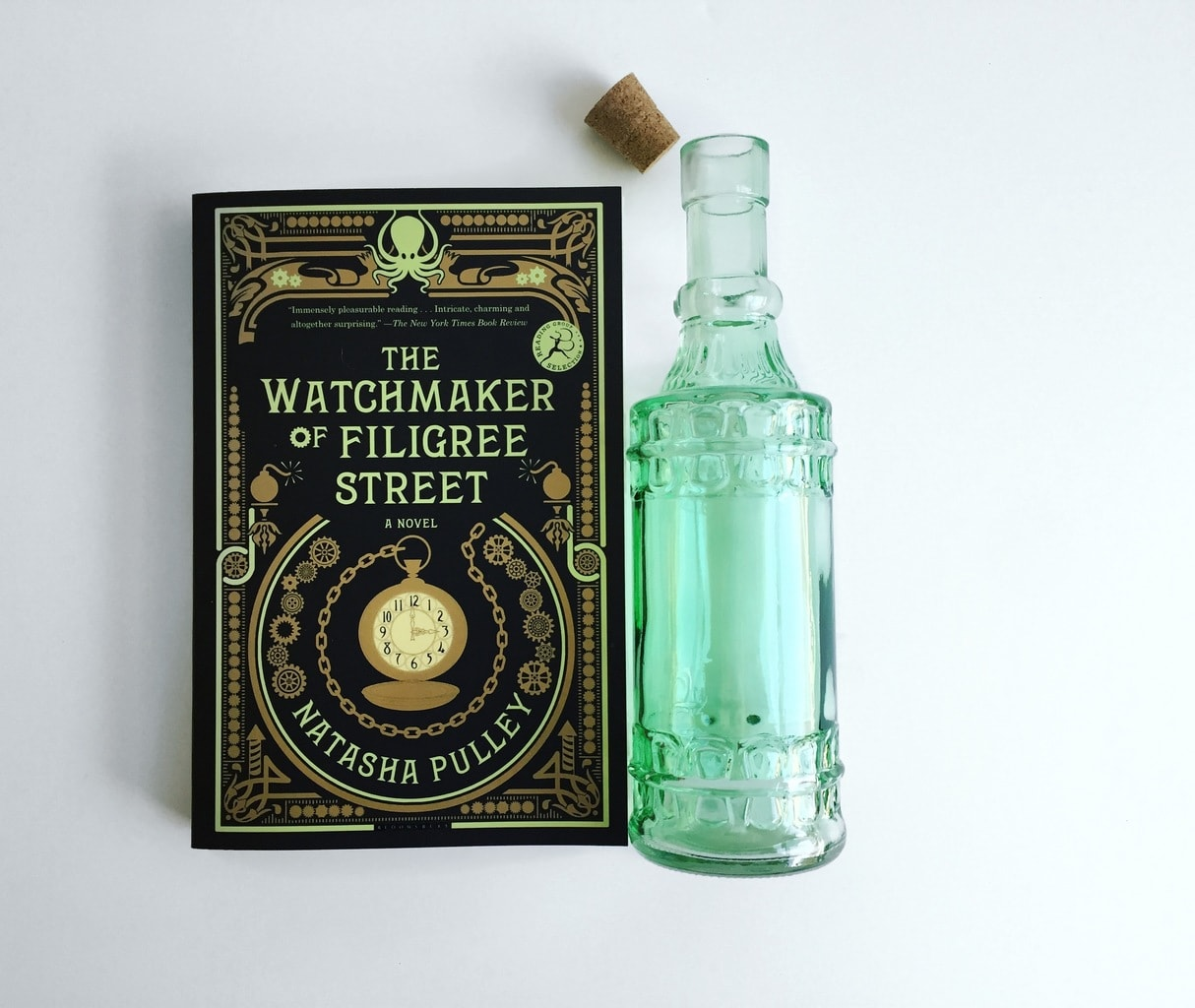 the watchmaker of filigree street natasha pulley
