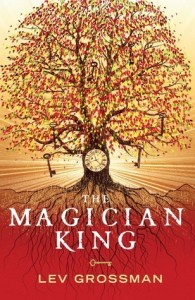 The Magician King: Weird, Weird, and More Weird