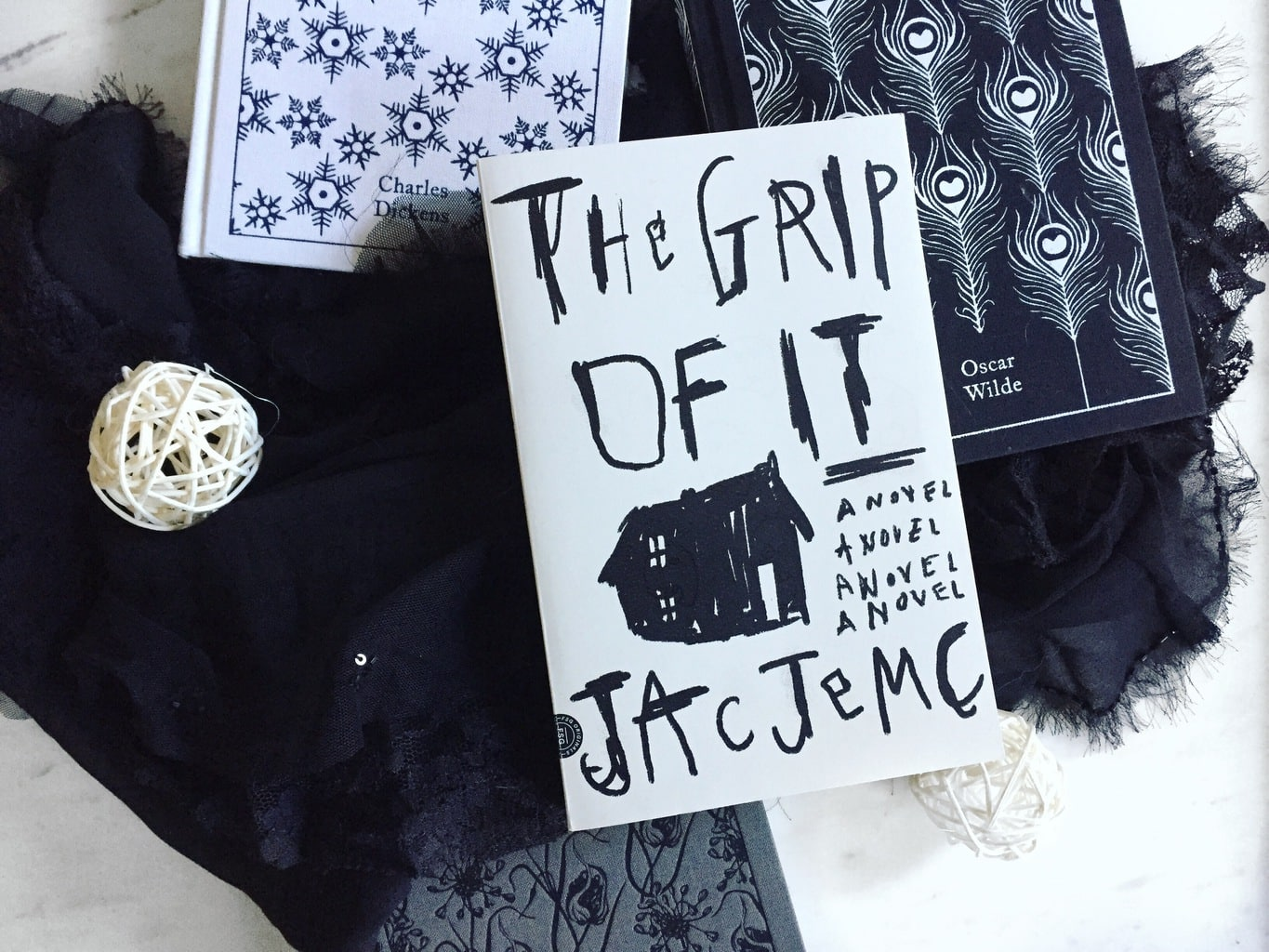 The Grip of It: A Book that Reads Like a Horror Movie