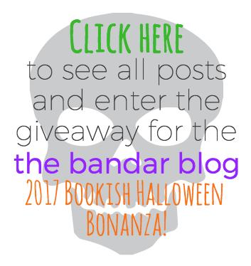2017 Bookish Halloween Bonanza