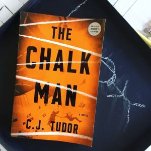The Chalk Man: Murders, Chalk and More!