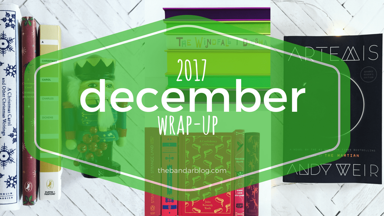 December Wrap-Up: Happy New Year's Eve!