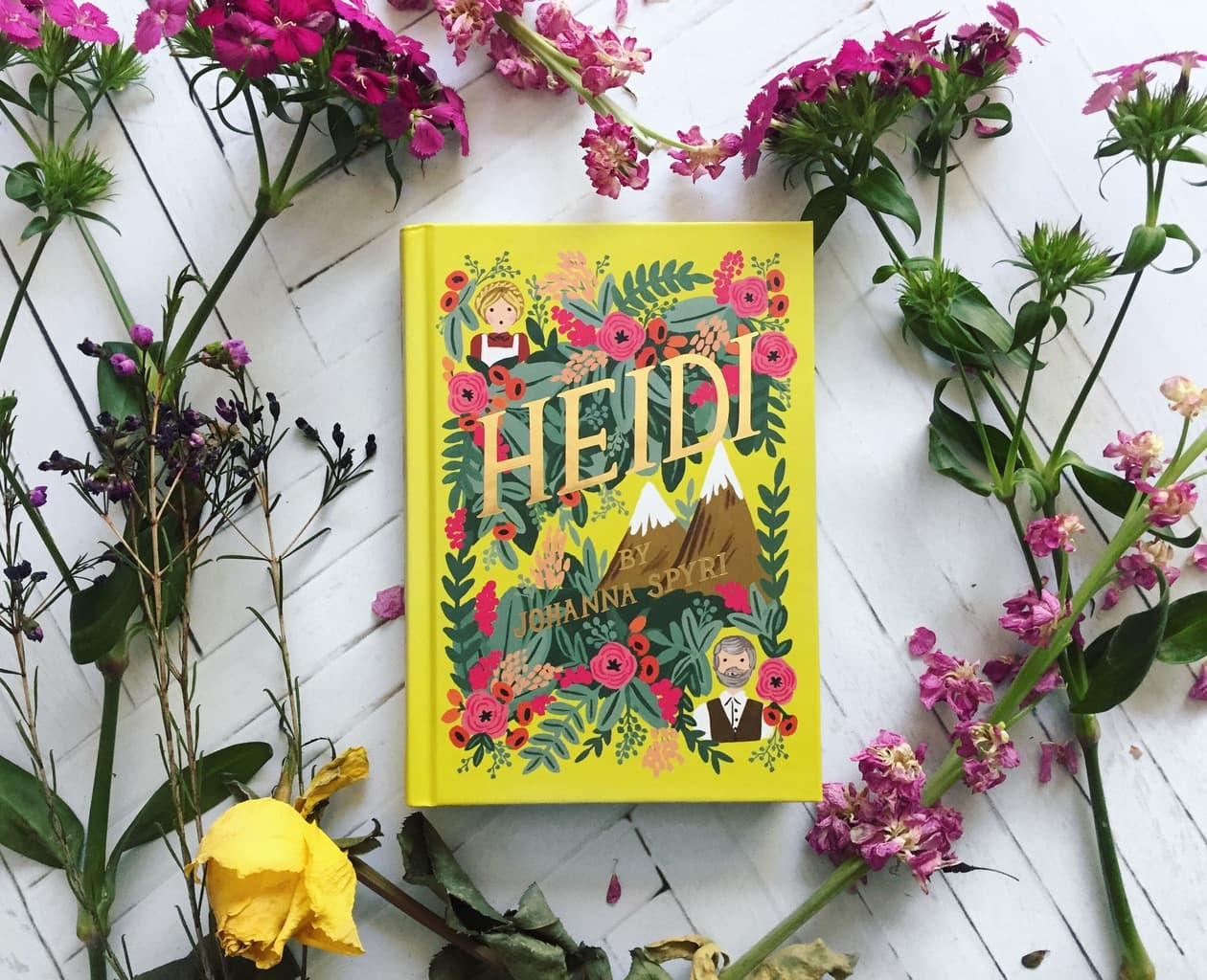 Heidi: A Children's Lit Mash-Up
