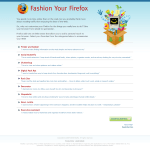 "PitchDark and ""Fashion Your Firefox"""