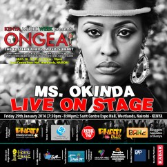 MISS OKINDA SHOWCASE FLYER