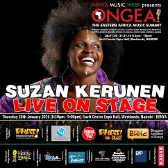 SUZAN KERUNEN SHOWCASE FLYER