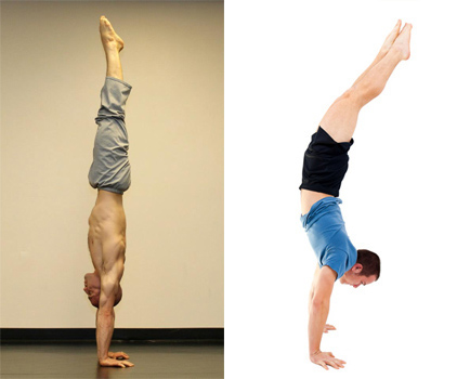 New ROK Article on Handstand Pushups