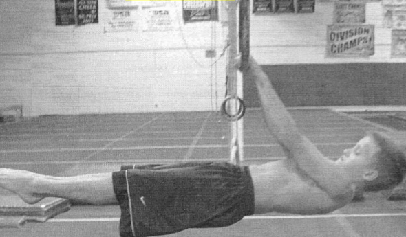 New on Return of Kings: The Front Lever