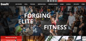 Crossfit.com New Website