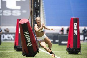 Brooke Ence at 2015 CrossFit Games