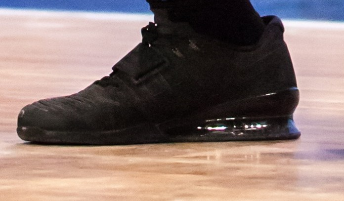 new style a4f5d 1c085 It looks like the Nike Romaleo 3 is being tested in advance of its release  later this year. At the Olympic Trials, Anthony Pomponio was spotted  wearing all ...