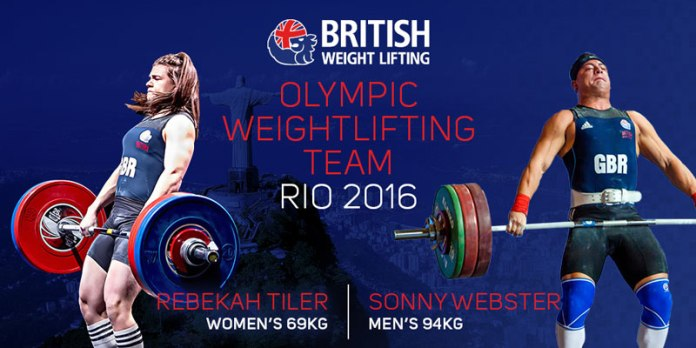 Rebekah Tiler and Sonny Webster to Compete at Rio Olympics