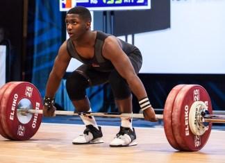 CJ Cummings at 2016 Olympic Trials