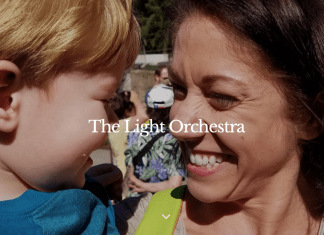 Jon North's New Blog, The Light Orchestra