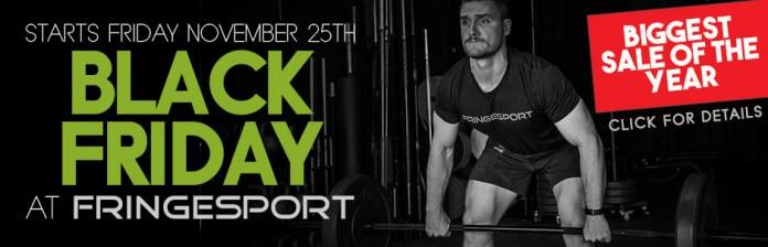 Fringe Sport Black Friday Deals