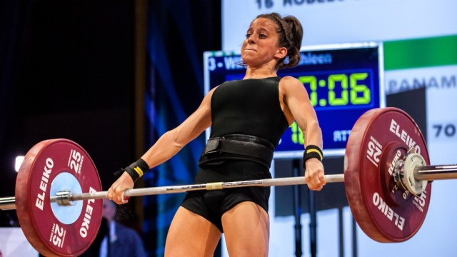 Kathleen Winters at US Olympic Trials