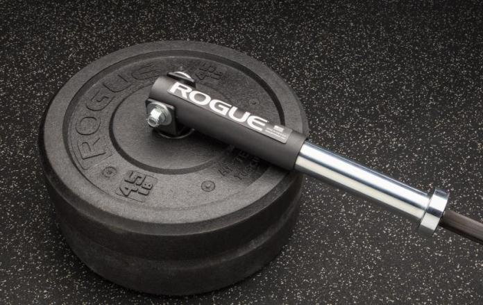 Rogue Fitness Matte Black Friday Sale - Post Landmine