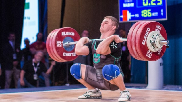 Nathan Damron at 2016 National Championships