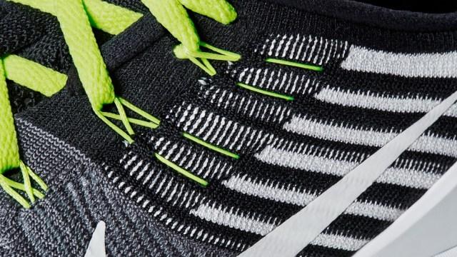 Mid-foot of Nike Metcon DSX Flyknit