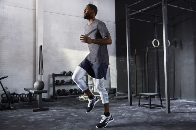 Kyrie Irving in Nike Metcon DSX Flyknit