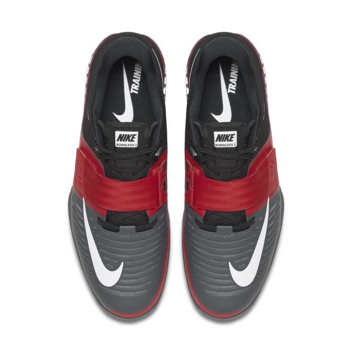 Top view of Nike Romaleos 3