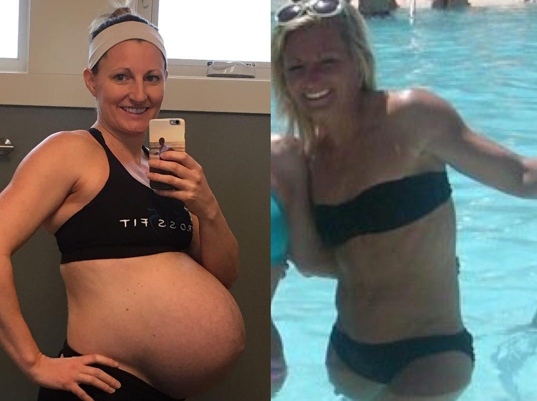 CrossFitting for 2: Interview with Lindsay Vaught