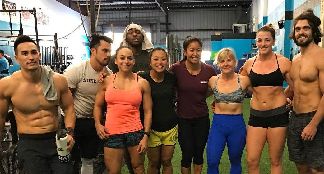 Team CrossFit 808