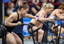 Carol-Ann Reason-Thibault unseated reigning Fittest Woman on Earth Katrin Davidsdottir at the East Regional. Reason-Thibault earned a first- and a sixth-place finish on the final day of competition.
