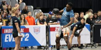 Elijah Muhammad had a great Day 2, notching a first-place finish on Event 3, and a fourth-place finish on Event 4.