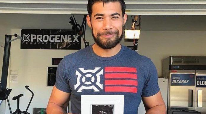 Julian Alcaraz declines invite to CrossFit Games due to birth of his son.