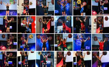 Team USA - 2017 IWF World Championships